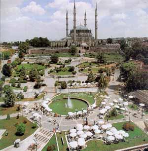 Το μεγαλύτερο τζαμί της Ευρώπης - τζαμί του Οθωμανού σουλτάνου Σελίμ Β'