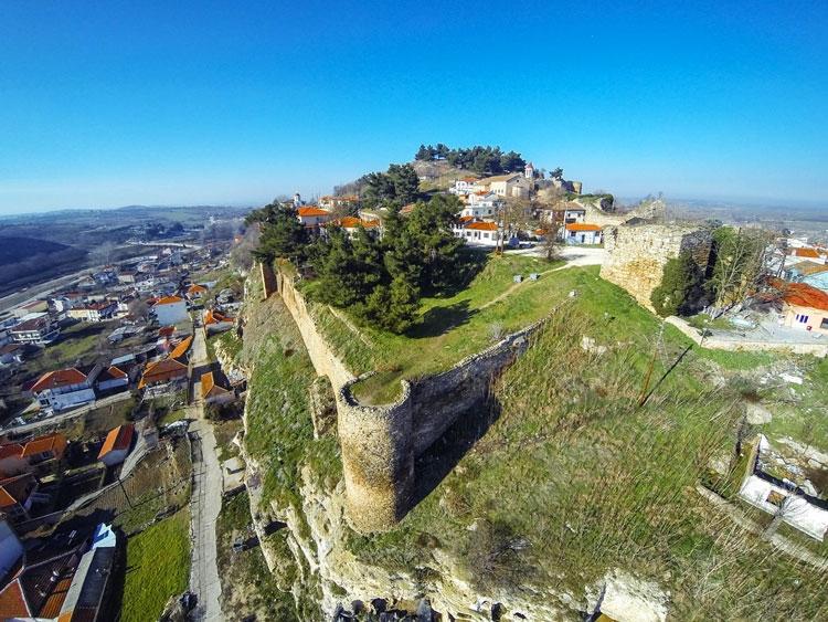 Διδυμότειχο - Κάστρο - Τείχη