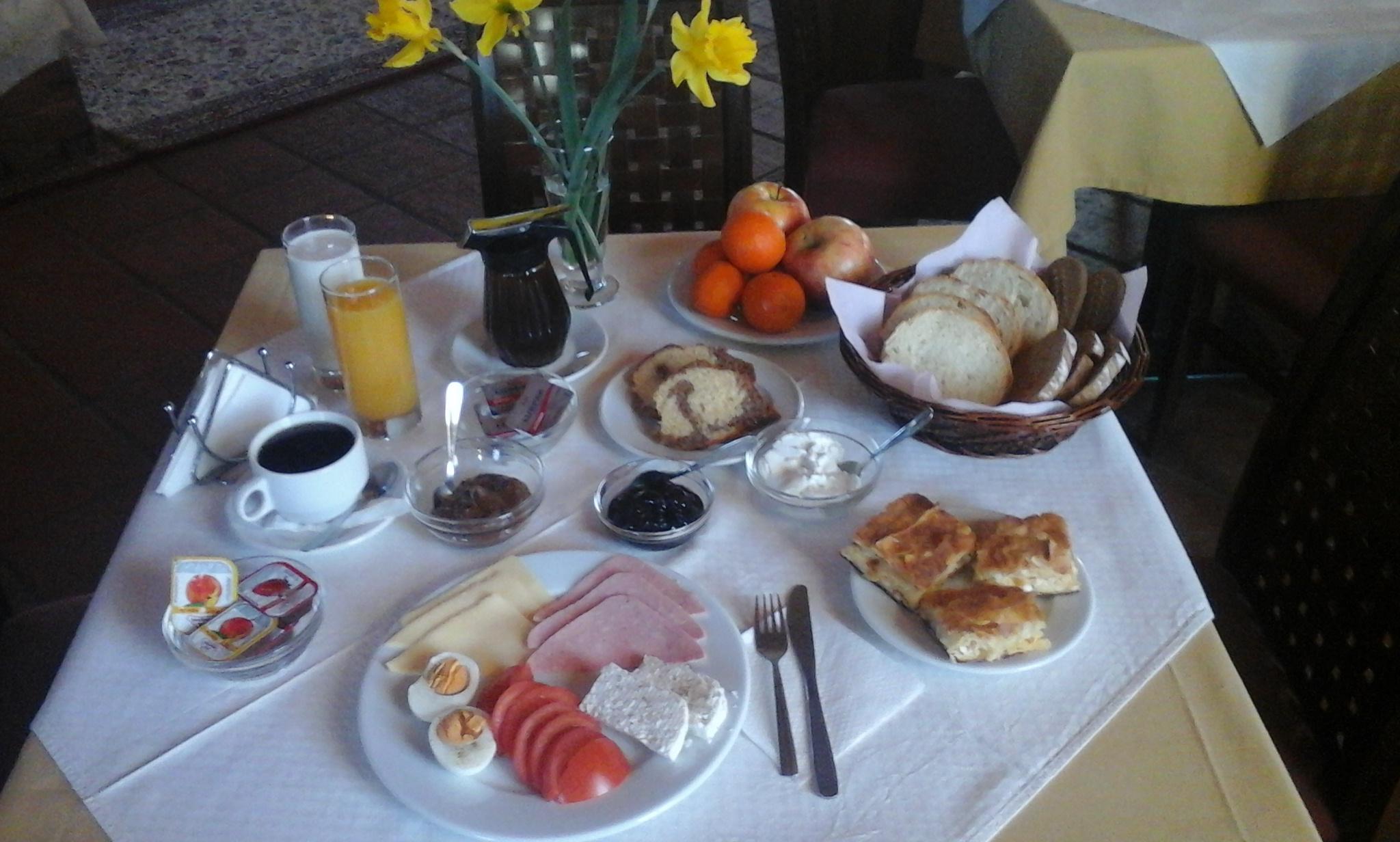 Πλήρες πρωινό Ελληνικού τύπου