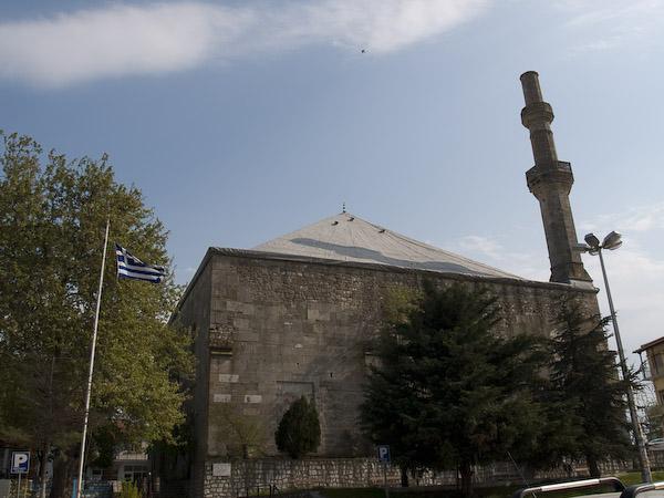 Μεγάλο Τέμενος - Διδυμότειχο